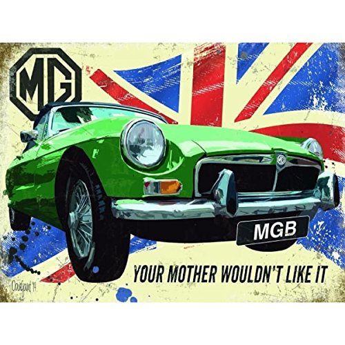 MGB - Your Mother Wouldn't Like It (Small)