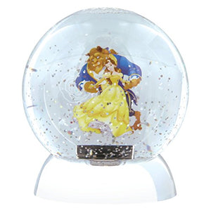Beauty and The Beast Waterdazzler Globe