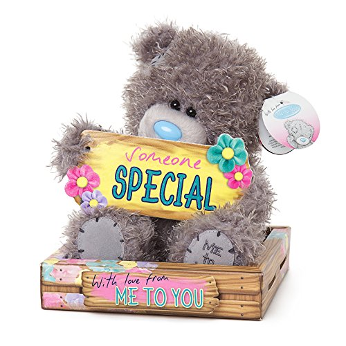 Someone Special Plaque - 6'' Bear