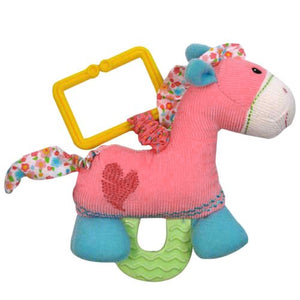 Pinkaboo Pony - Pulldown Activity Teether