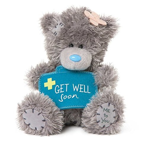Get Well Soon First Aid Kit - 5'' Bear