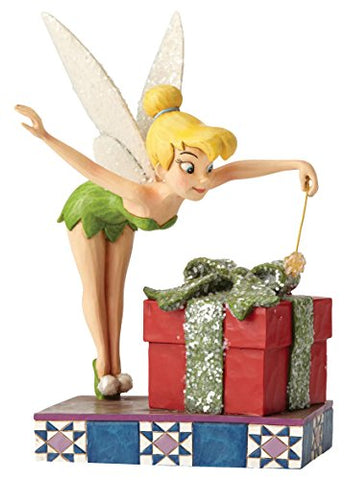Pixie Dusted Present - Tinker Bell