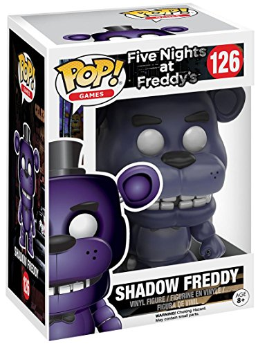 Five Nights at Freddy's - Shadow Freddy #126