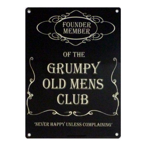Founder Member of the Grumpy Old Mens Club (Small)