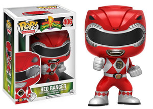 Power Rangers - Red Ranger (Metallic) #406