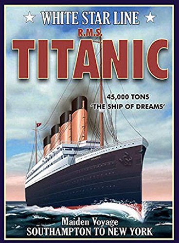 White Star Line RMS Titanic (Small)