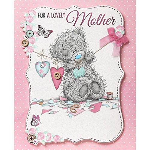For a Lovely Mother - Mother's Day Card