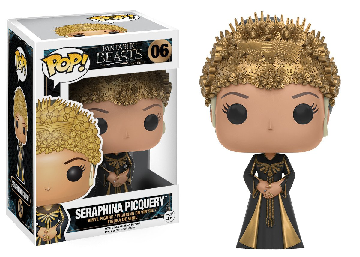 Fantastic Beasts - Seraphina Picquery #06