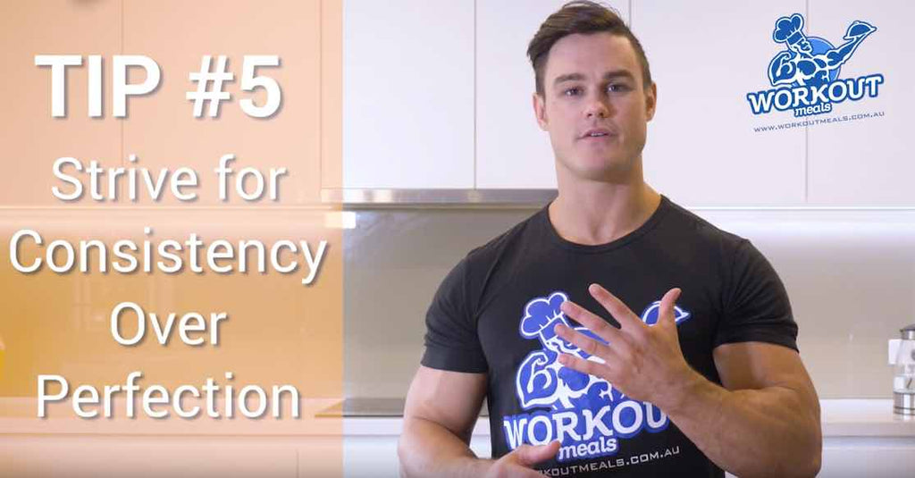 New Year Tip #5 Strive for Consistency