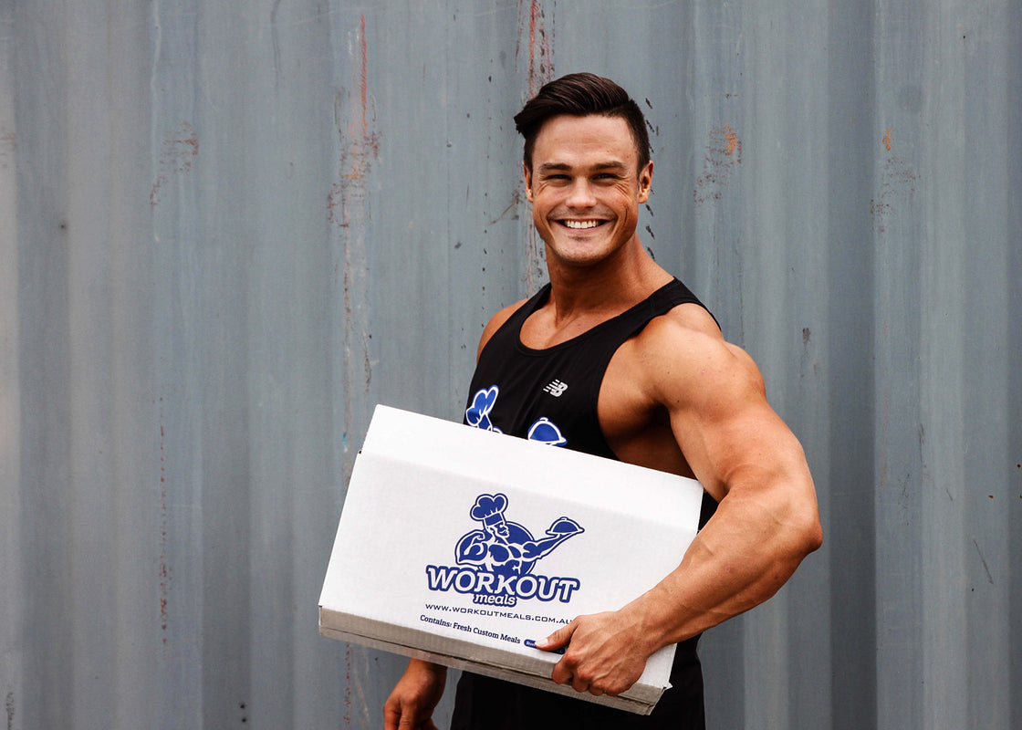 Muscle Meals & the Muscle Building Diet: Basics