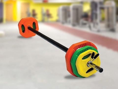 home barbell workout