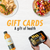 Workout Meals Gift Card Workout Meals ™