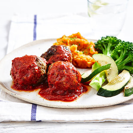 Lean & Clean Beef Meat Balls