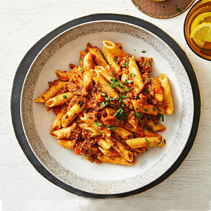 Beef Bolognese & Pasta