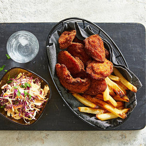 Southern Fried Chicken & Slaw