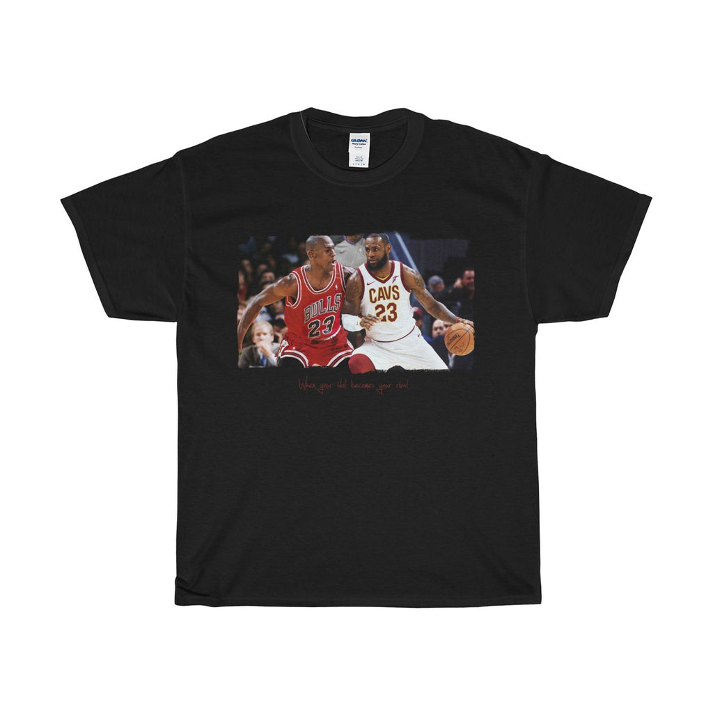 The 23's - Tee-shirt Homme Black (Cleveland Cavs)