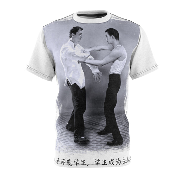 b858121ac1254a The master - Tee-shirt Homme Impression complète – Rochson