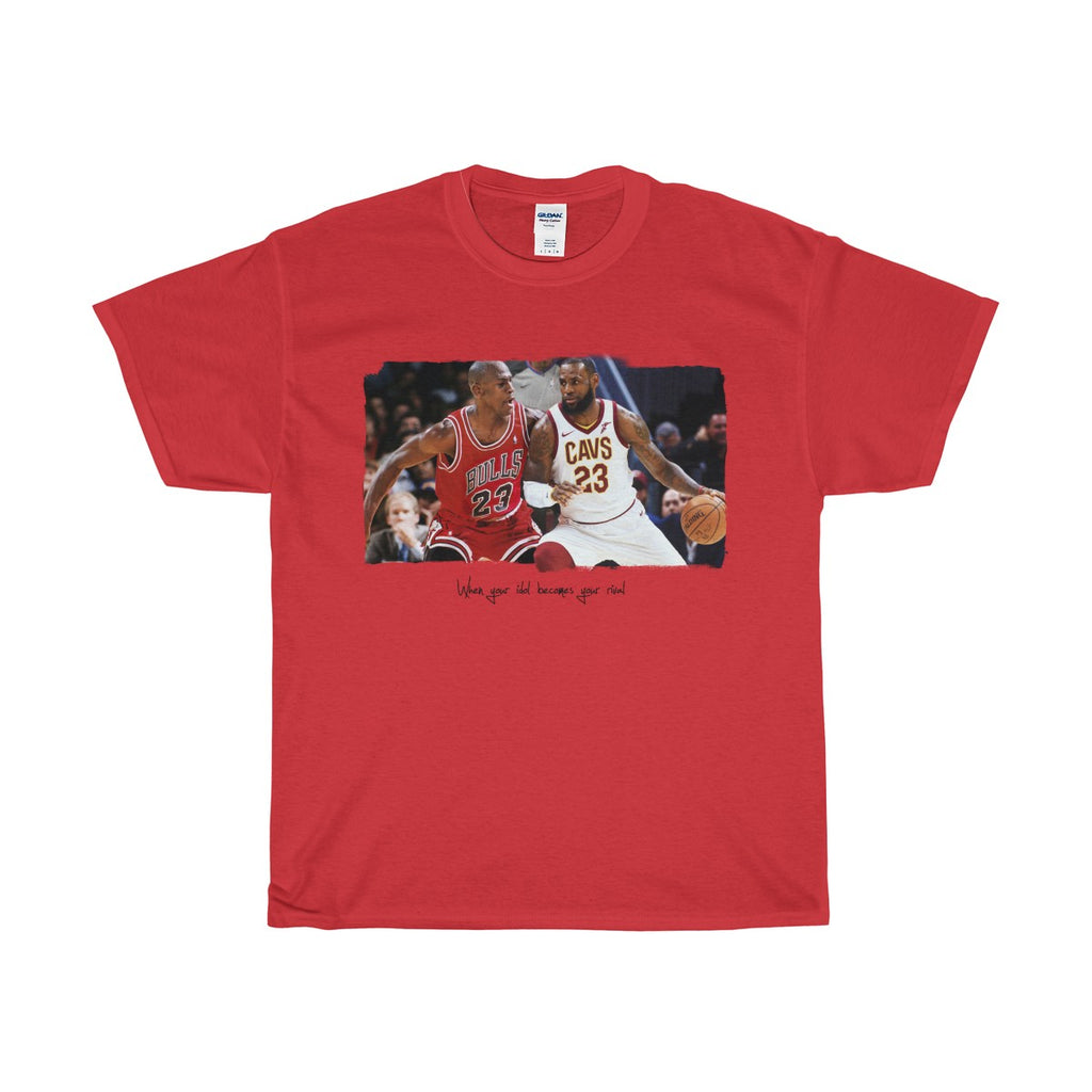 The 23's - Tee-shirt Homme rouge (Chicago bulls)