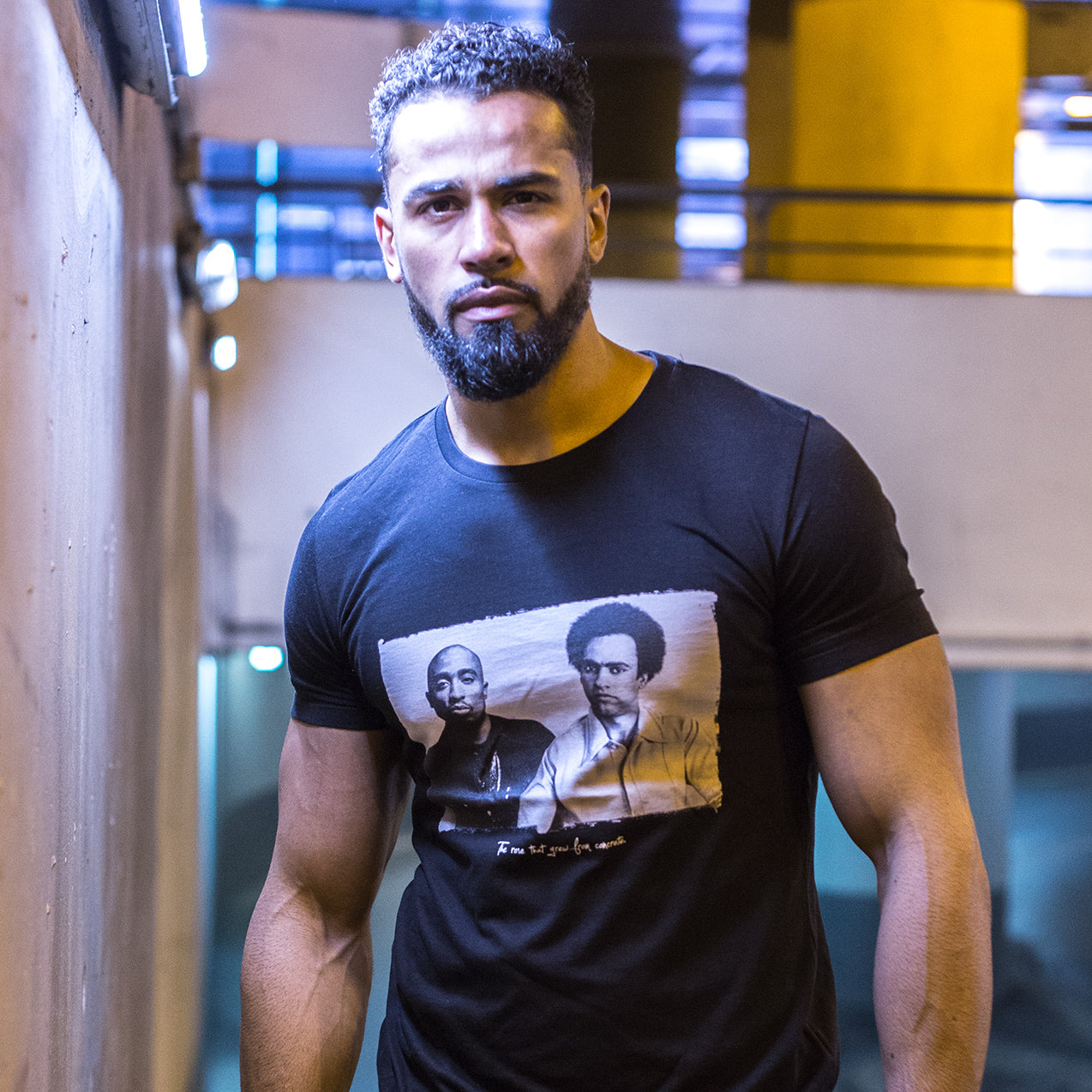 The Panthers - Tee-shirt Homme