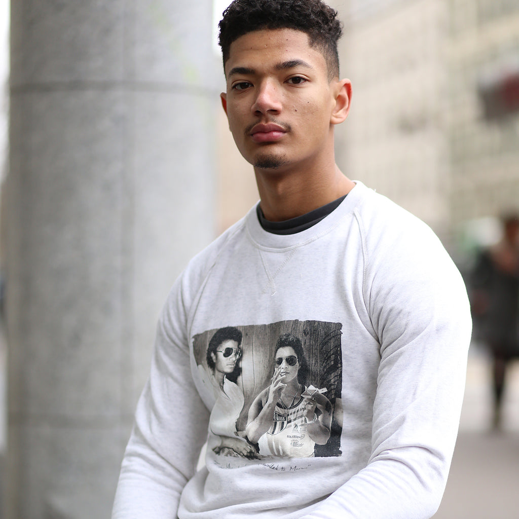 The Succession - Sweat-shirt Homme