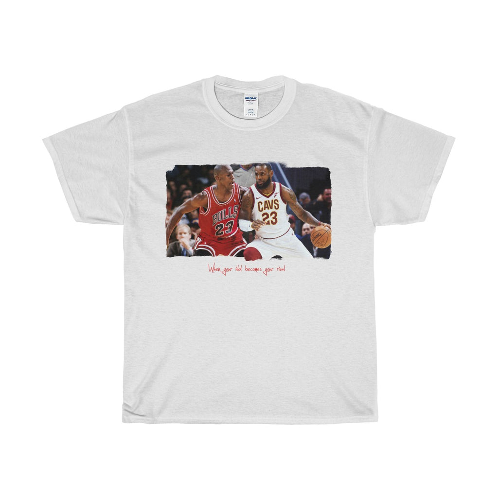 The 23's - Tee-shirt Homme blanc (Chicago bulls)