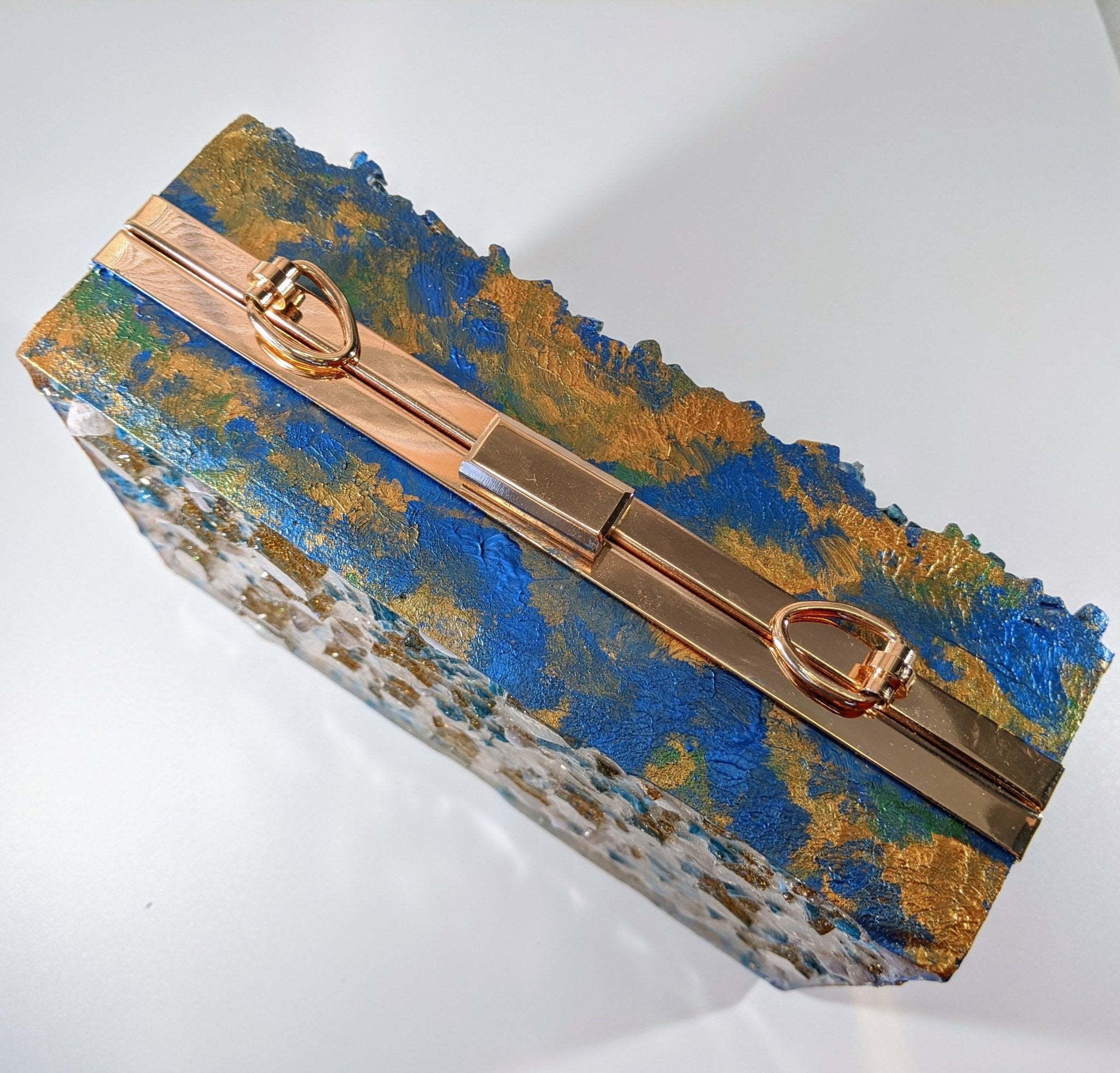 AMc² Isla Clutch - Art by Autumn M.