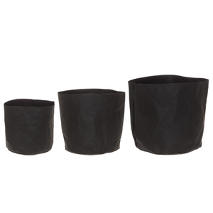 Black Paperbag 3-piece Set