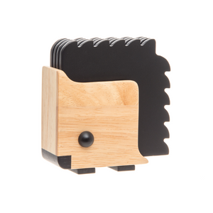 "Ashwood Hedgehog Coasterset ""Siili"""