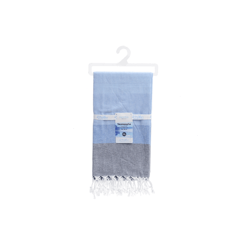 Ultra-Soft Bath Towel designed by Katri Helena packaged