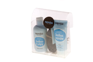 Mint & Eucalyptus Foot Care Gift Set by Rento