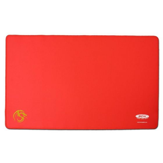 BCW Playmat - Red