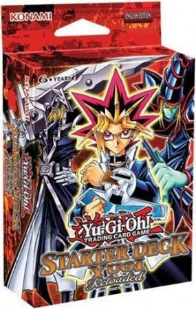 Yugioh! Starter Deck: Yugi Reloaded *Sealed*