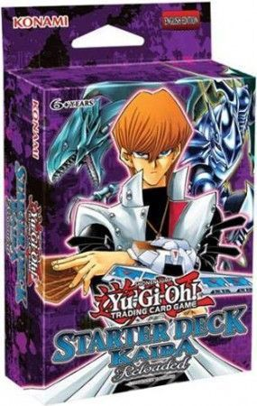 Yugioh! Starter Deck: Kaiba Reloaded - Sealed