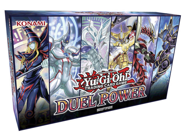 Yugioh! Boxed Sets & Tins: Duel Power *Sealed*
