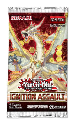 Yugioh - Ignition Assault Booster Pack