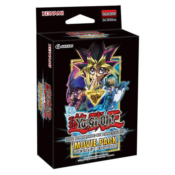 Yugioh! Special Editions: The Dark Side of Dimensions Movie Pack Secret Edition