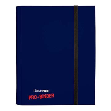 ULTRA PRO Binder - Dark Blue