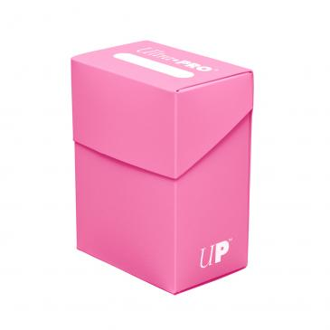 Ultra Pro Deck Box - Bright Pink