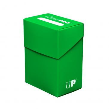 Ultra Pro Deck Box - Solid Green