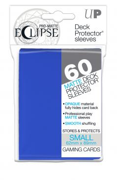 Ultra Pro - Pro Matte Eclipse Sleeves - Pacific Blue