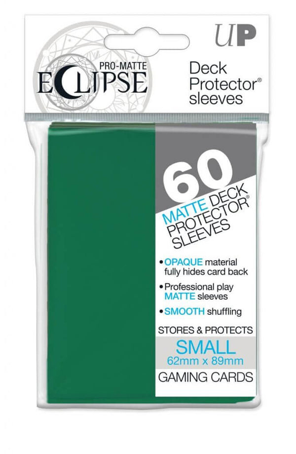 Ultra Pro - Pro Matte Eclipse Sleeves - Green