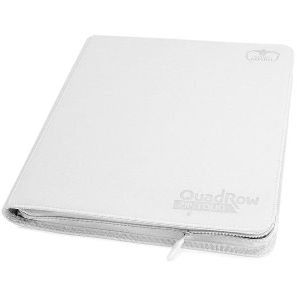Ultimate Guard 12-Pocket Zip-Folio XenoSkin White Folder