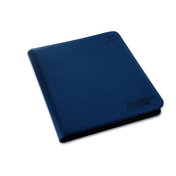 Ultimate Guard 12-Pocket Zip-Folio XenoSkin Dark Blue Folder