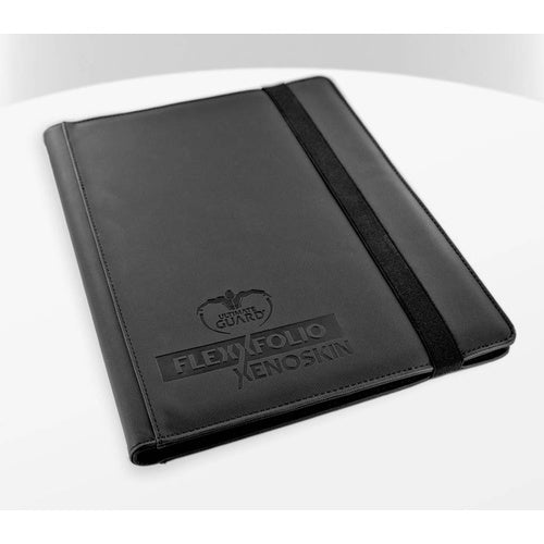 Ultimate Guard 9-Pocket FlexXfolio XenoSkin Black Folder
