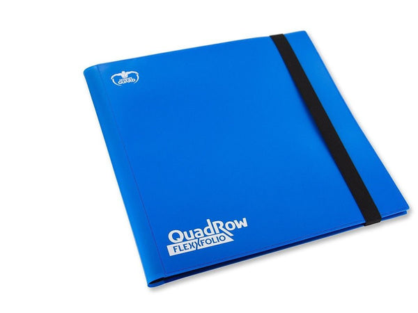 Ultimate Guard 12-Pocket FlexXfolio Blue Folder