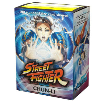 Dragon Shield Sleeves -  Street Fighter