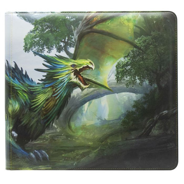 Dragonshield Card Codex Zipster XL - Lavom (3 by 4)