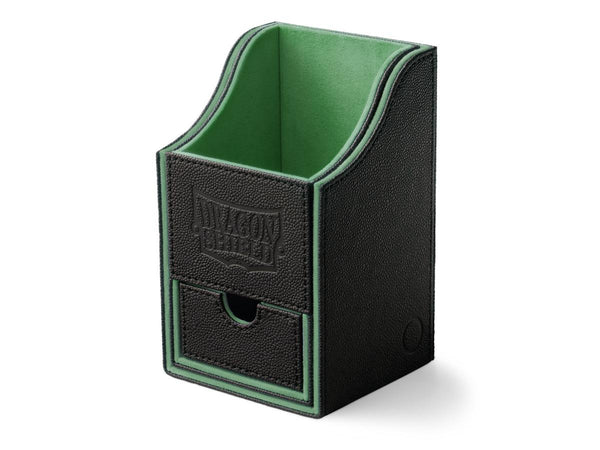 Dragonshield Deck Nest - Black on Green