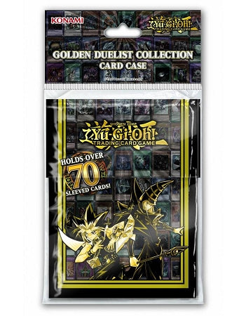 Yugioh! Golden Duelist Card Case