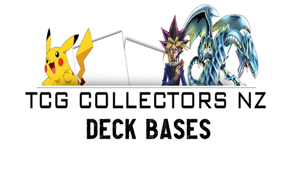 Rose Dragon Deck Base - LDS2